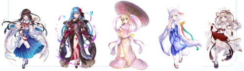 姫神コレクション2